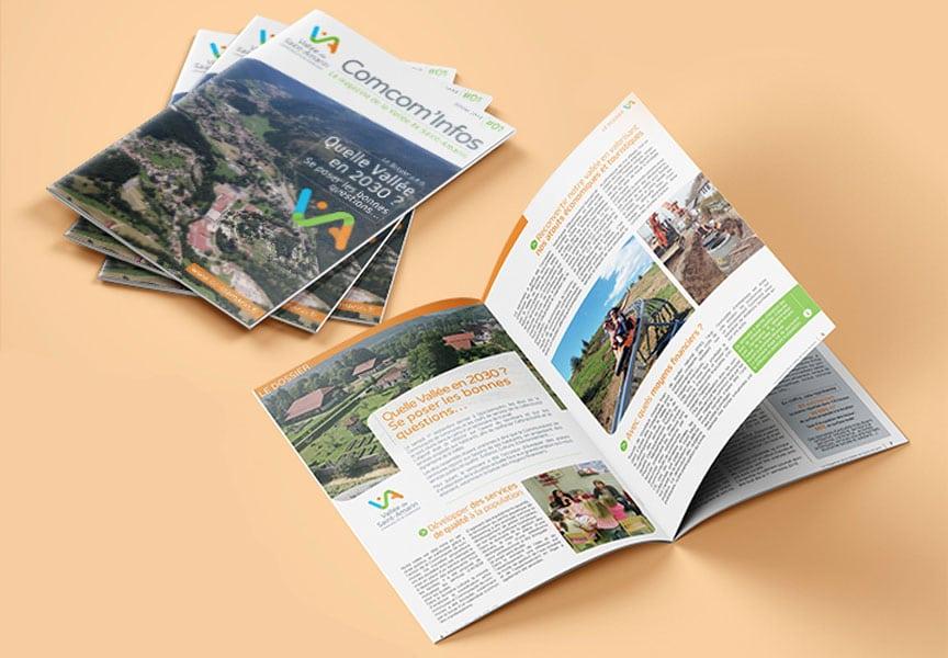 magazine CCVSA