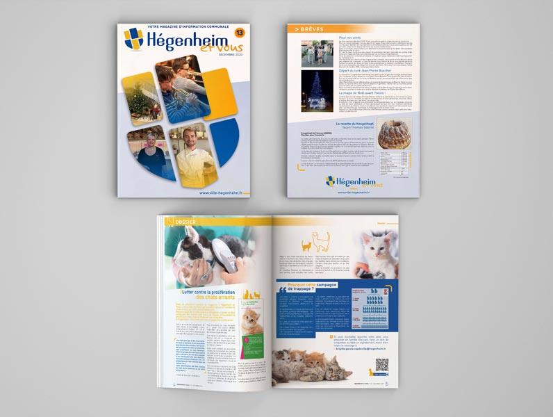magazine hegenheim 2021