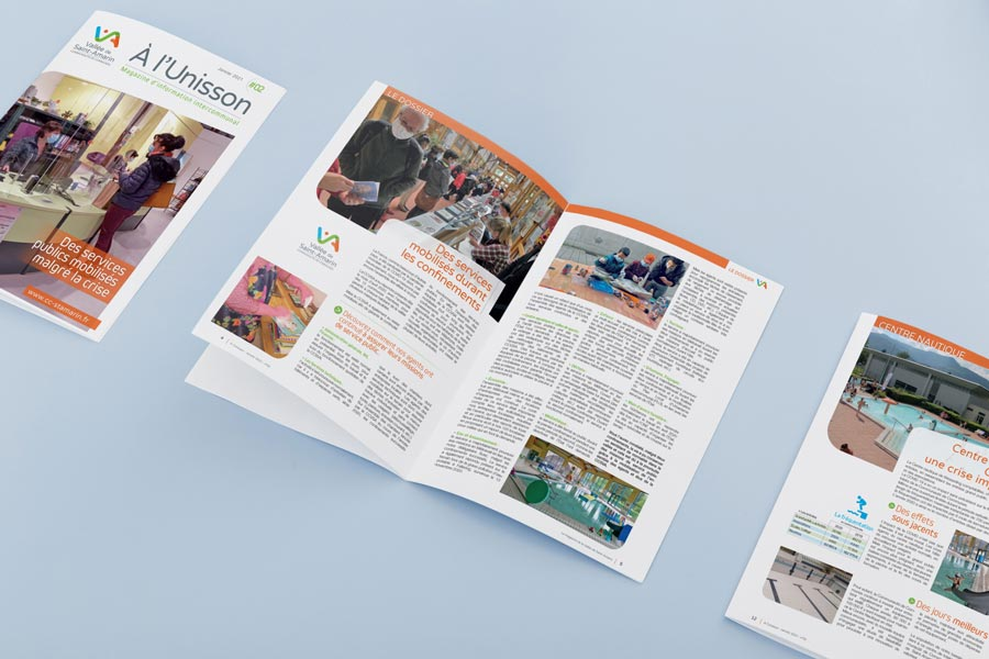 magazine unisson CCVSA 2021
