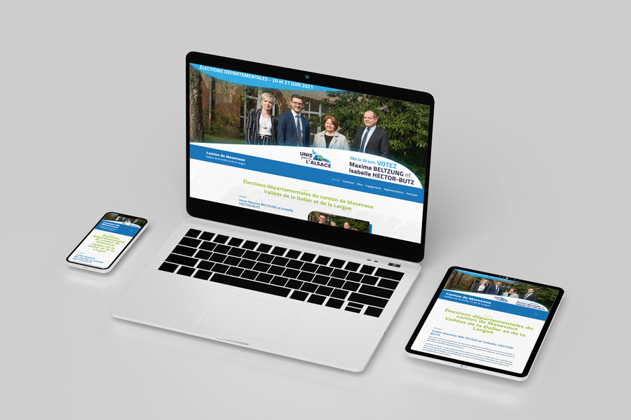Site internet cantonales Masevaux