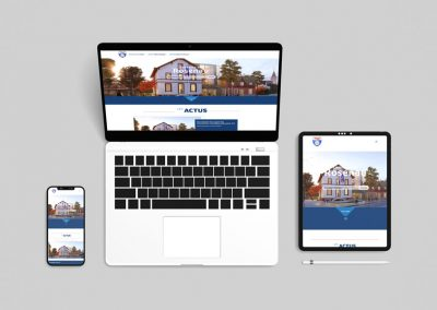 Site web Rosenau