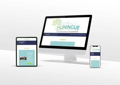 Site internet Huningue